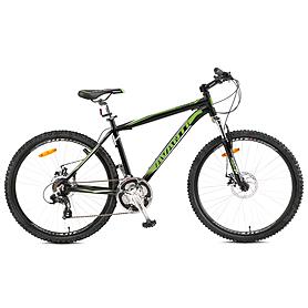 "Велосипед горный Avanti Dynamite 26"" черно-зеленый рама - 18"""