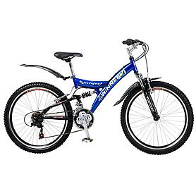 """Велосипед детский Winner Twister - 24"""", синий (338-944)"""