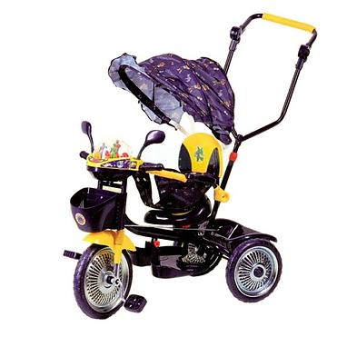 Велосипед детский трехколесный Bambi ET 128 B-18 T/A18-9