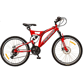 """Велосипед детский Formula SS Messer - 24"""", рама - 14"""", красный (B1083)"""