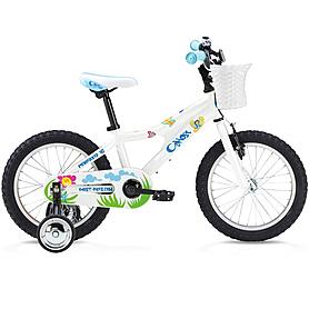 """Велосипед детский Ghost Powerkid  2013 Girl White 16"""""""