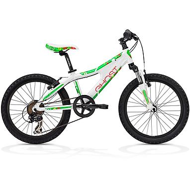 Велосипед детский Ghost Powerkid  2013 Girl Green 20