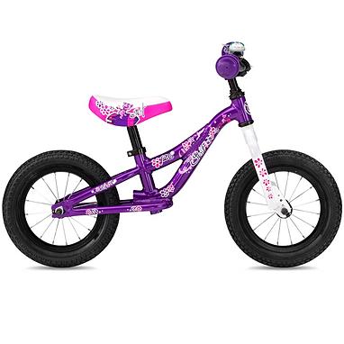Велосипед детский Ghost Powerkiddy  2013 Purple 12