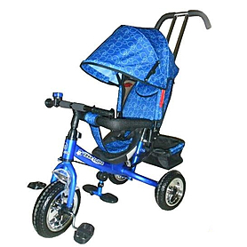 Фото 1 к товару Велосипед детский трехколесный Lexus Trike LT-2013 Blue