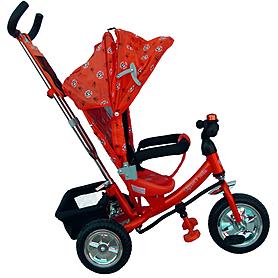 Велосипед детский трехколесный Azimut Lexus Trike Red