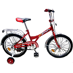 """Велосипед детский Profi 18"""" красный"""