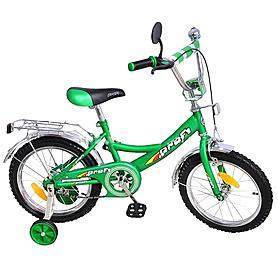 """Велосипед детский Profi 16"""" зеленый"""