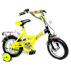 """Велосипед детский Profi 14"""" желтый"""