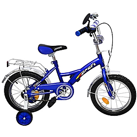 "Велосипед детский Profi 14"" синий"