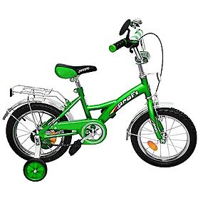 """Велосипед детский Profi 14"""" зеленый"""