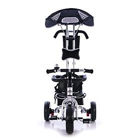 Фото 3 к товару Велосипед детский Profi Trike Eva Foam серебристый