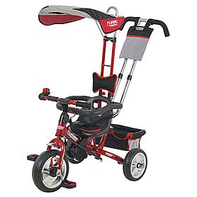 Фото 1 к товару Велосипед детский Profi Trike Eva Foam красный