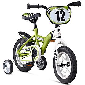 Фото 1 к товару Велосипед детский Schwinn Tiger Boys 2014 зеленый
