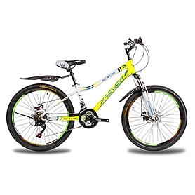 """Велосипед подростковый горный Premier Rover 20 Disc TX30 - 20"""", рама - 13"""", желтый (TI-13813)"""