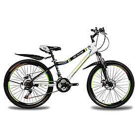 "Велосипед подростковый горный Premier Rover 24 Disc TX30 - 24"", рама - 13"", белый (TI-13814)"