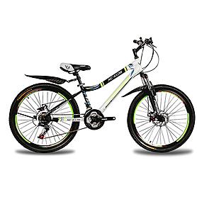 "Велосипед подростковый горный Premier Rover 24 Disc RS35 - 24"", рама - 13"", белый (TI-13811)"