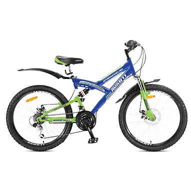 Велосипед подростковый горный Avanti Pirate Disk 24 синий