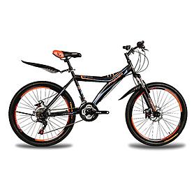 """Велосипед подростковый горный Premier Explorer 24 Disc RS35 - 24"""", рама - 16"""", черный (TI-13816)"""