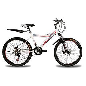 """Велосипед подростковый горный Premier Explorer 24 Disc RS35 - 24"""", рама - 16"""", белый (TI-13815)"""