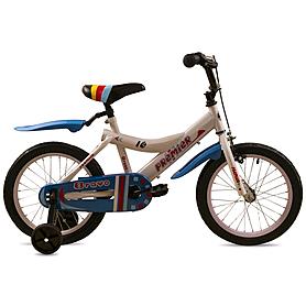 "Велосипед детский Premier Bravo 16"" белый"