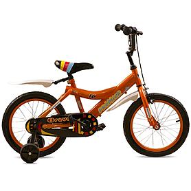 """Велосипед детский Premier Bravo 16"""" оранжевый"""
