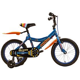 """Велосипед детский Premier Bravo 16"""" синий"""