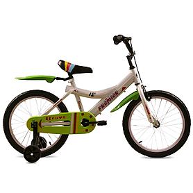 "Велосипед детский Premier Bravo 18"" белый"