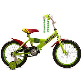 """Велосипед детский Premier Enjoy 16"""" салатовый"""