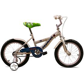 """Велосипед детский Premier Flash 16"""" белый"""
