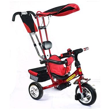 Велосипед детский трехколесный Baby Tilly Combi Trike BT-CT-0002 Red