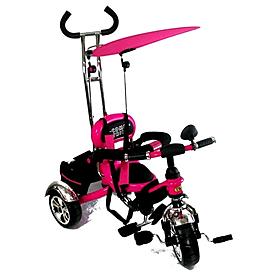 Фото 1 к товару Велосипед детский трехколесный Baby Tilly Combi Trike BT-CT-0012 Raspberry