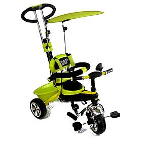 Фото 1 к товару Велосипед детский трехколесный Baby Tilly Combi Trike BT-CT-0013 Lemon