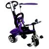 Велосипед детский трехколесный Baby Tilly Combi Trike BT-CT-0013 Purple - фото 1