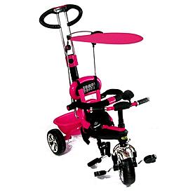 Фото 1 к товару Велосипед детский трехколесный Baby Tilly Combi Trike BT-CT-0013 Raspberry