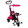 Велосипед детский трехколесный Baby Tilly Combi Trike BT-CT-0013 Raspberry - фото 1