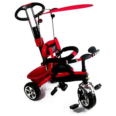 Велосипед детский трехколесный Baby Tilly Combi Trike BT-CT-0013 Red
