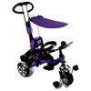 Велосипед детский трехколесный Baby Tilly Combi Trike BT-CT-0014 Purple - фото 1