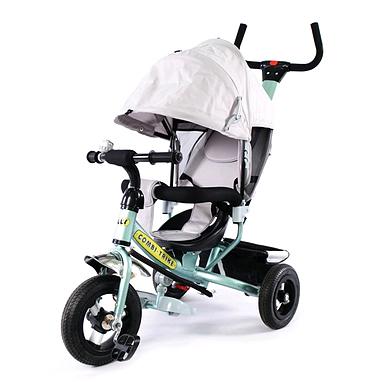 Велосипед детский трехколесный Baby Tilly Combi Trike BT-CT-0015 Grey