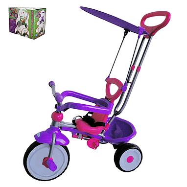 Велосипед детский трехколесный Baby Tilly TT-2012 Pink