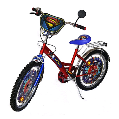 Велосипед детский Baby Tilly Супермен 20