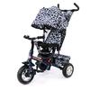 Велосипед детский трехколесный Baby Tilly Blue Zoo-Trike BT-CT-0005 Dark Blue - фото 1