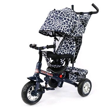 Велосипед детский трехколесный Baby Tilly Blue Zoo-Trike BT-CT-0005 Dark Blue