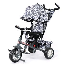 Фото 1 к товару Велосипед детский трехколесный Baby Tilly Blue Zoo-Trike BT-CT-0005 Grey