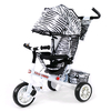 Велосипед детский трехколесный Baby Tilly Blue Zoo-Trike BT-CT-0005 White - фото 1