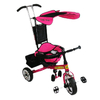 Велосипед детский трехколесный Baby Tilly Combi Trike BT-CT-0001 Pink - фото 1