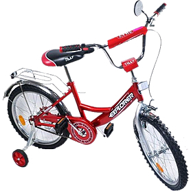 Фото 1 к товару Велосипед детский Baby Tilly Explorer 18