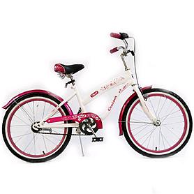 "Велосипед детский Baby Tilly Cruiser - 20"", белый (BT-CB-0041)"
