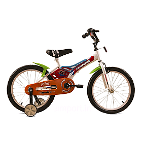 """Велосипед детский Premier Pilot 18"""" White"""