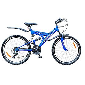 """Велосипед детский Formula Kolt 24"""" модель 2013 года серебристый"""