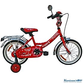 """Велосипед детский Fort Kitty 16"""" красный"""
